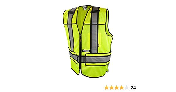 DEWALT DSV971-XL Industrial Safety Vest
