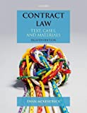 img - for Contract Law: Texts, Cases, and Materials (Text, Cases, and Materials) book / textbook / text book