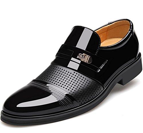 Scarpe in da Estate uomo 37 da XIE black da lavoro pelle Scarpe 43 pelle in uomo da Primavera Scarpe Business Business uomo PIq8xZ