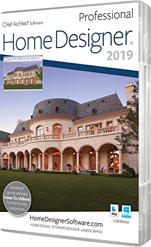 Chief Architect Home Designer Pro 2019 by Chief Architect