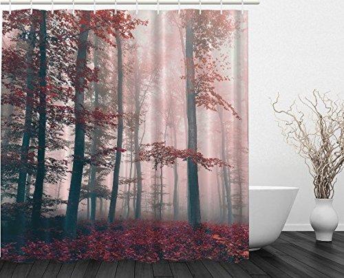Artistic Bliss Div. of Middle of the Mall Wholesale SH-714525050 Mystic Forest Framed Digital Art Bliss Framed Print