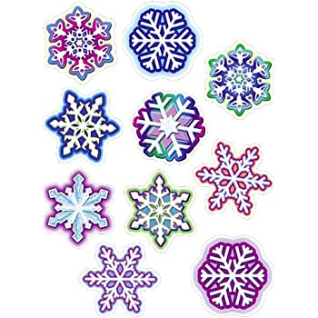 Teacher Created Resources Snowflake Accents (5243)