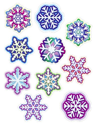 Teacher Created Resources Snowflake Accents (5243)]()