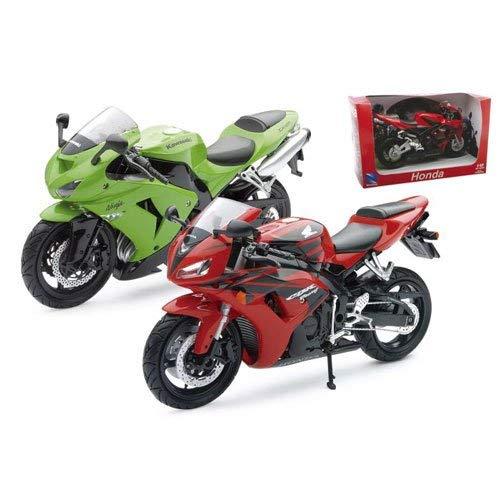 NewRay 1:12 Motorcycle 2006 Kawasaki Zx-10R- Sport Bike