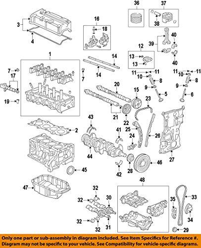 Genuine Honda (14620-R44-A10) Rocker Arm Assembly