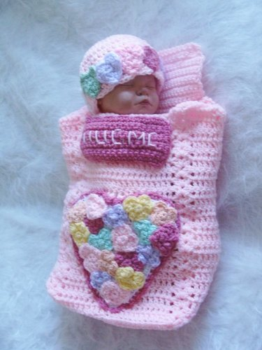 Box of Conversation Hearts Cocoon Crochet Pattern pdf 519