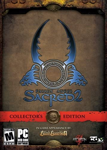 Amazon com: Sacred 2 Fallen Angel Collectors Edition - PC