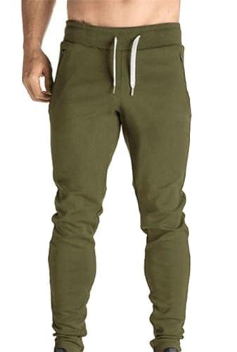 Cromoncent Big Boys Elastic Waist Cargo Jogging Cotton Casual Pants