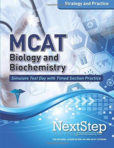 Buy MCAT Biology and Biochemistry: Strategy and Practice