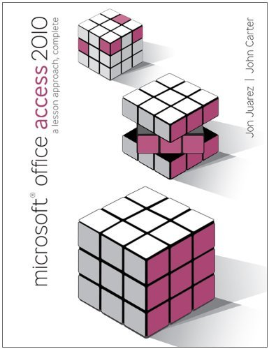 Microsoft Office Access 2010: A Lesson Approach, Complete Pdf