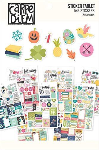 Scrapbooking Stickers & Sticker Machines