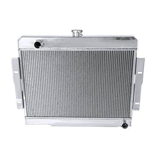 Jeep CJ Series 3 Core/Row Light Aluminum Performance Cooling Racing Radiator ()