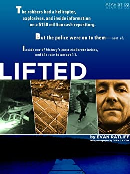 Lifted (Kindle Single) by [Ratliff, Evan]