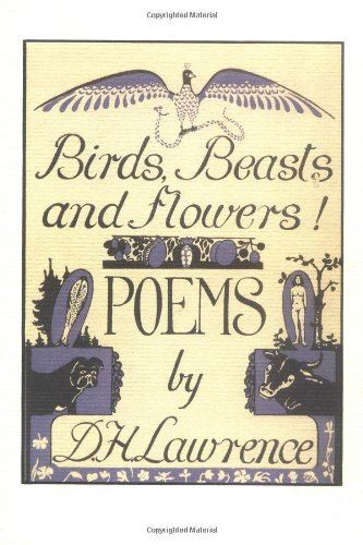 Download Birds Beasts And Flowers Poems A Black Sparrow