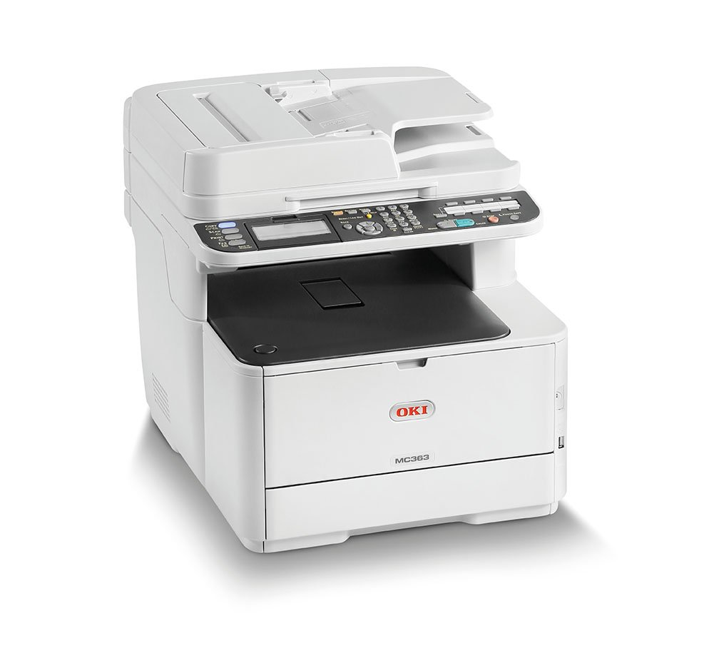 Amazon.com: OKI MC300 mc363dn LED impresora multifunción ...