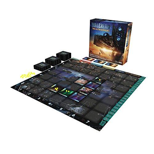 Ultra Pro Valerian: el juego de mesa de estrategia Alpha Missions