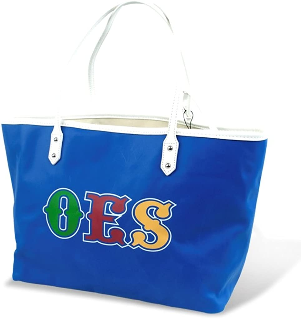 Order of The Eastern Star Womens Tote Bag Blue