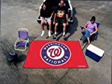 "Fan Mats Washington Nationals Ulti-Mat, 60"" x 96"""