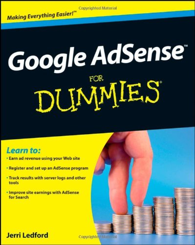 Google AdSense For Dummies ()