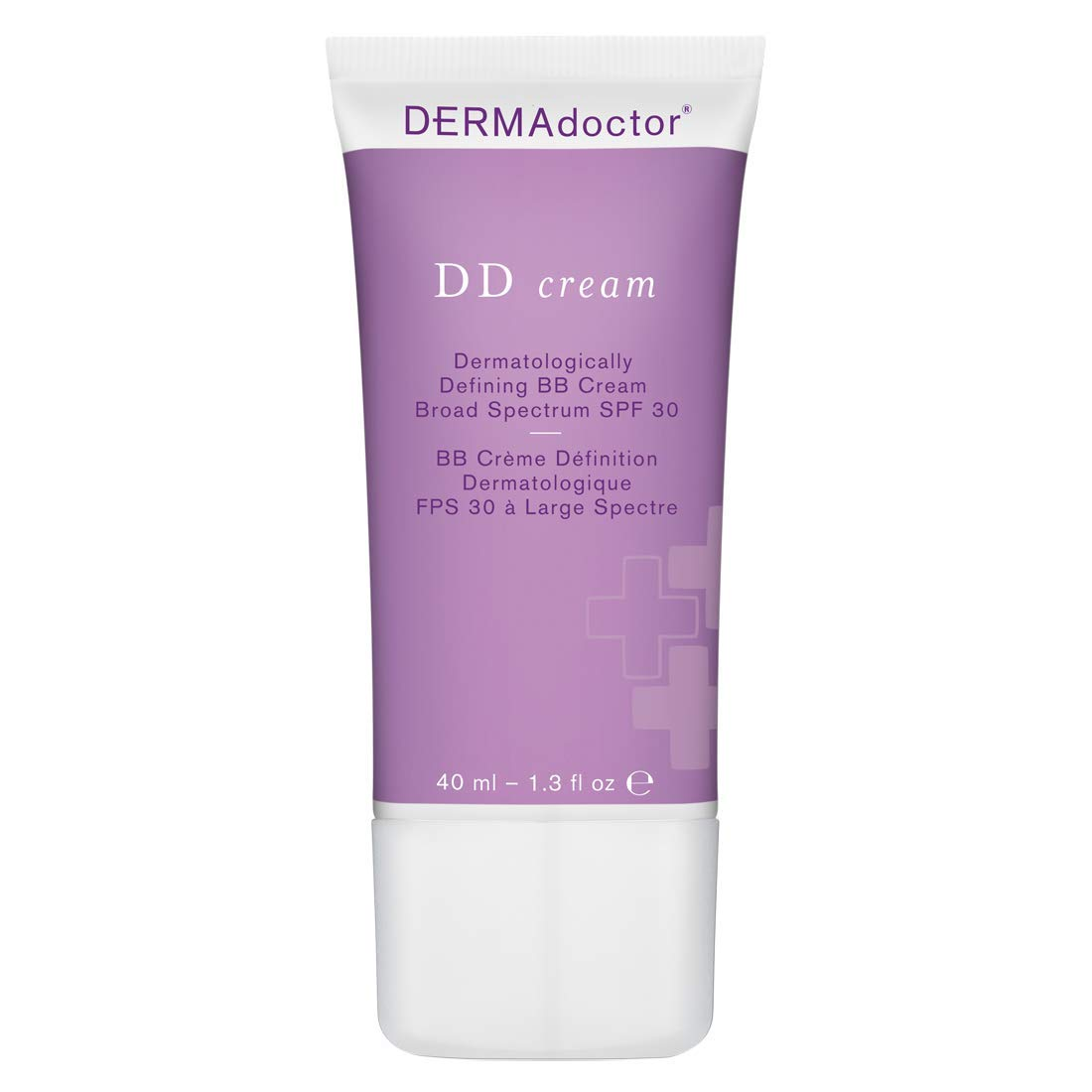 DERMAdoctor DD Cream Dermatologically Defining BB Cream Broad Spectrum SPF 30, 1.3 Fl Oz