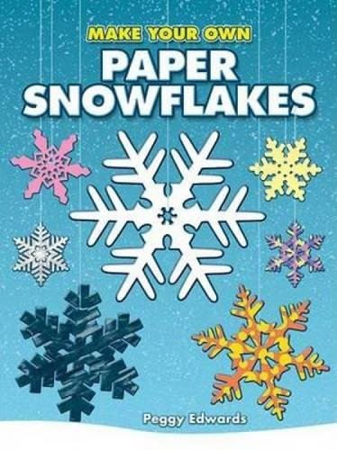 how to make a snowflake - 1