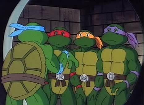 Teenage Mutant Ninja Turtles Edition 2: Episode 57-113 Blu ...