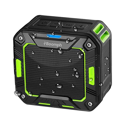 Portable Bluetooth Wireless Resistant Shockproof