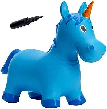 Amazon.com: Hada de bebé saltando caballo, salto de caballo ...