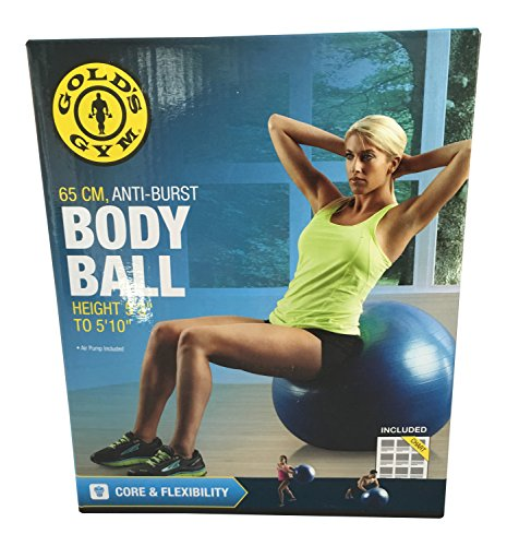 Picture Of Golds Gym 65 CM Anti Burst Body Ball