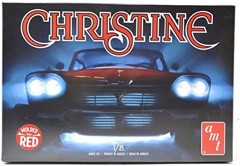 AMT 1: 25SCALE CHRISTINE 1958 Plymouth Fury MODEL KIT AMT 1:25 scale