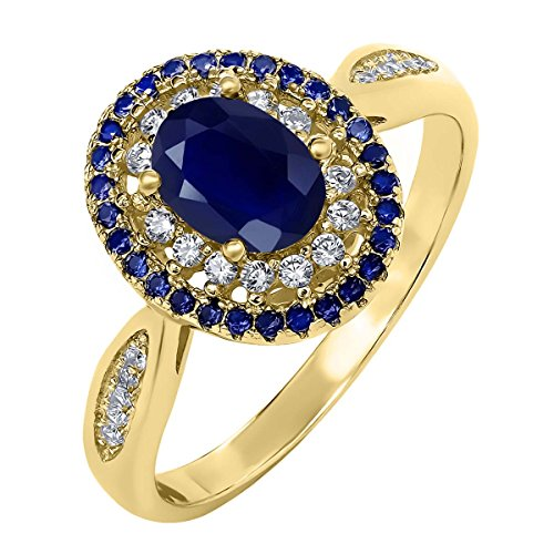 162-ct-oval-blue-sapphire-18k-yellow-gold-plated-silver-womens-engagement-ring-sizes-5-to-9