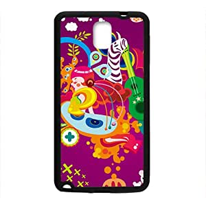 Creative Cartoon Animal Pattern Hot Seller High Quality Case Cove For Samsung Galaxy Note3