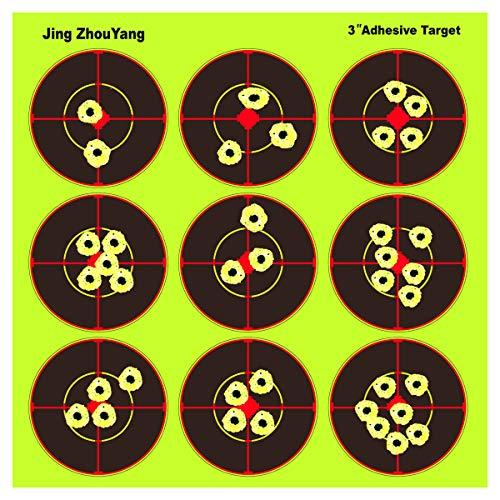 JingZhouYang Splatter Targets for