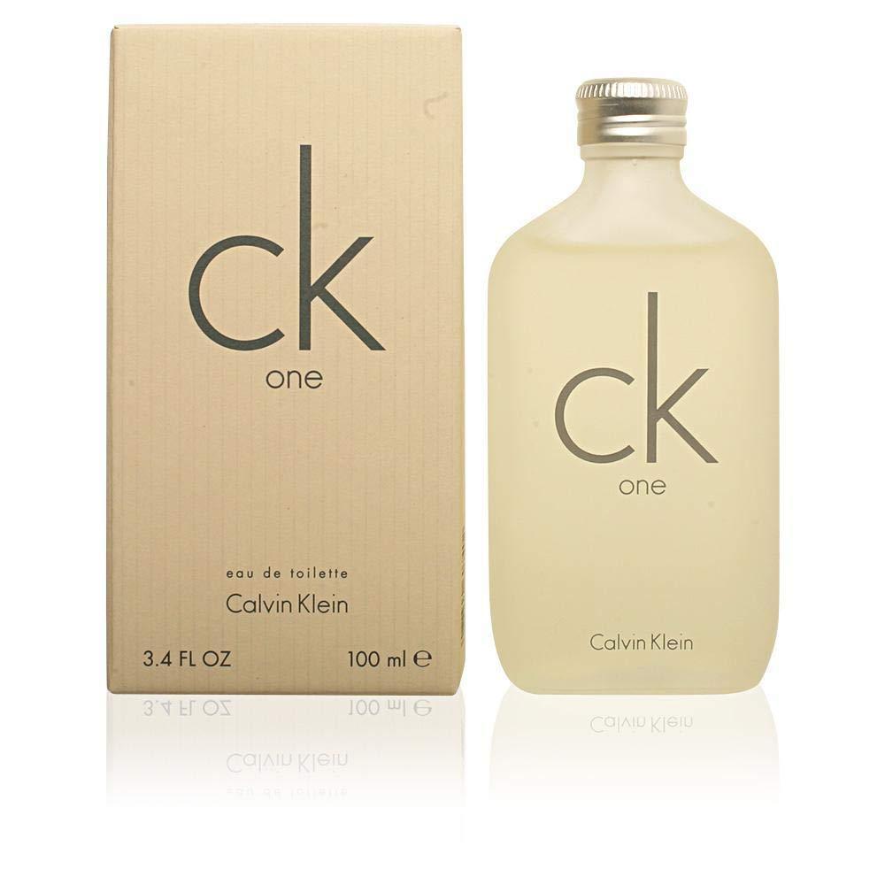 CALVIN KLEIN CK ONE agua de tocador vaporizador 50 ml
