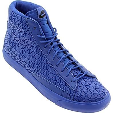 Amazon.com | Nike Men's Blazer Mid Metric QS Royal Blue