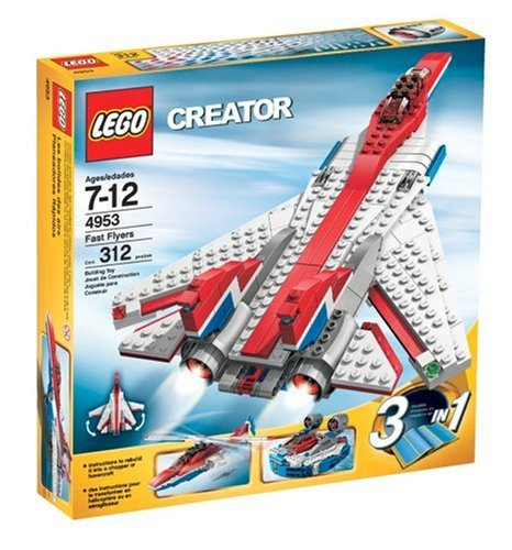 Amazon Lego Creator Fast Flyers Toys Games