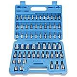 Capri Tools 60-Piece Master Torx Star Socket Set