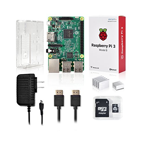 LoveRPi Raspberry Complete Starter Kit