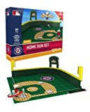 MLB Washington Nationals Home Run Derby Set with Minifigure, Small, White