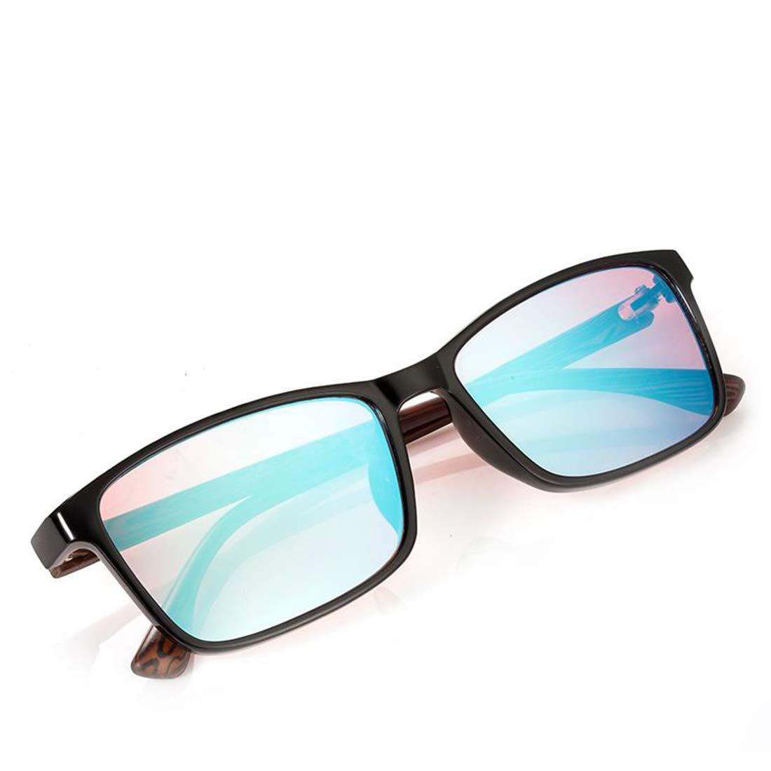 Color Blind Corrective Glasses for Red-Green Blindness (Color Blind Glasses) Modern Fashion Business Glasses