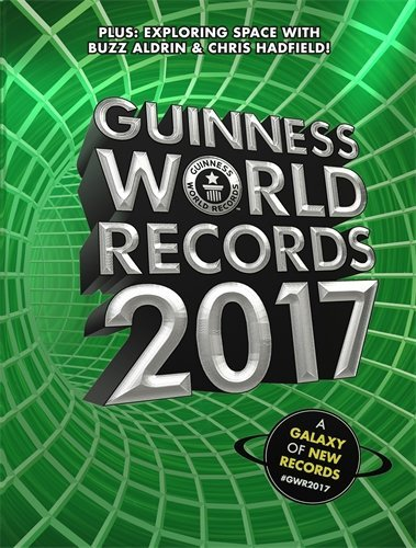 Guinness World Records 2017 By Guinness World Records 2016-09-08