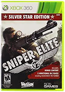 Sniper Elite V2: Silver Star Edition - Xbox 360