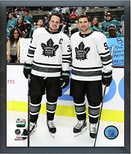 the best attitude 543c8 e7b4a Amazon.com : Auston Matthews & John Tavares Toronto Maple ...