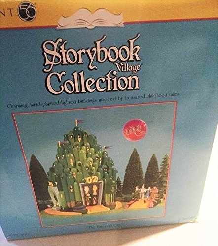 RETIRED Department 56 Storybook Village The Emerald City Wizard Of Oz 56.13201