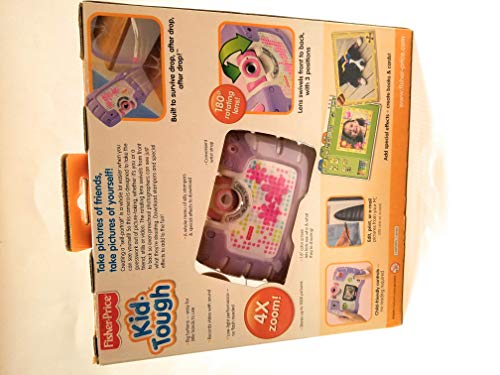 Fisher-Price Kid-Tough See Yourself Camera, Purple by Fisher-Price (Image #3)