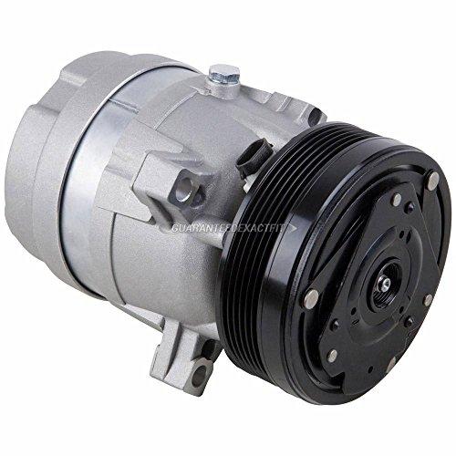 (AC Compressor A/C Clutch For Buick Park Avenue Pontiac Bonneville Olds 88 98 - BuyAutoParts 60-00973NA NEW)