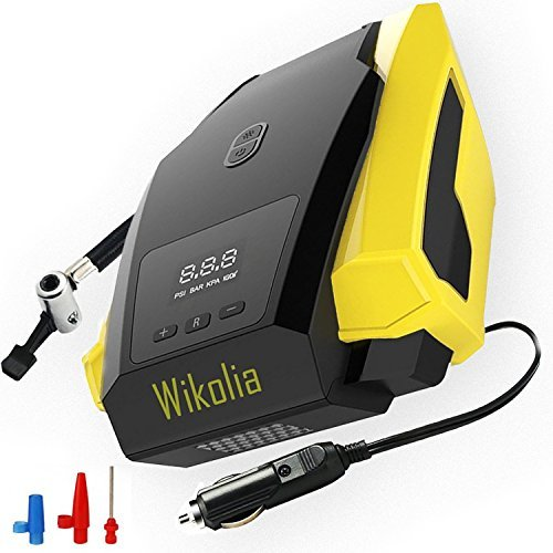 Wikolia Portable Auto Air Compressor