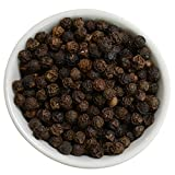 Peppercorns - Tellicherry, Black, Whole - 1 resealable bag - 1 lb