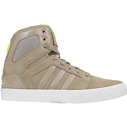 Adidas - Hitop Mid - F76451 - Color: Beige-Marrón - Size: 45.3