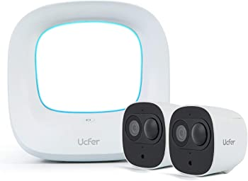 Ucfer Wireless Home Security System
